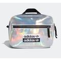 現貨愛迪達Adidas MINI AIRLINER雙肩包 小方包 包包 小包 男女適用 學生書包 时尚虹彩 斜背包