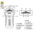 牆體探測儀/金屬探測器/鋼筋位置測定儀/電線位置檢測設備/管道掃描儀/地下探測/牆體掃描儀