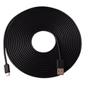 OMNIHIL 30FT 2.0 High Speed USB Charging Cable for RIF6 CUBE Pico Projector - intl