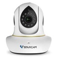 Vstarcam C38S H.264 1080P Full HD Wireless WiFi Motion Detection IR Hemispherical IP Camera