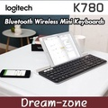 [Logitech] K780 Multi-Device Bluetooth Wireless Mini Keyboard