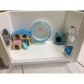 客製鼠鼠整理箱 自製鼠籠 改造整理箱