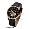 ARBUTUS NEW YORK AUTOMATIC ROSE GOLD SAPPHIRE CRYSTAL AR809RBB