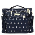 Jujube ∣ Ju-Ju-Be B.F.F (BFF) convertible diaper bag,  Legacy Nautical Collection - THE ADMIRAL