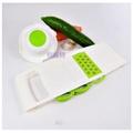 易麗特 - 多功能五件組替換刀片切菜器-1入