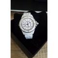 【ROUND WELL浪威錶】璀璨陶瓷真鑽腕錶