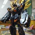 鋼彈模型 PG 1/60 RX-0 獨角獸鋼彈2號機 報喪女妖命運女神型魂商PB限定貓爪含燈光組裝塗裝完成品