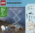 樂高教育系列_樂高機器人9641氣體力學套裝組 附組裝教學