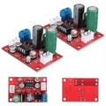 DC/AC 12v~15v PHILPS NE5532 Audio OP AMP Microphone Preamps Pre-Amplifier Board - intl