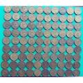 民國43年 五角硬幣 150枚 收藏  復古 懷舊