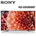 SONY KD-55X9000F 55吋4K高畫質Android液晶電視,2/17前買就送經典保暖毯