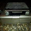 JVC 主機 CD KS-FX701 40W*4 (中古) +12片換片箱CH-X450 +連動線+遙控器