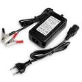 鉛酸電池 智能充電器 12V 3.3A 0.8A 5段式充電器