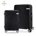 行李箱 旅行箱 Paris Elegance 20+26吋 兩件組 德國拜耳PC超輕量防刮擊大飛機輪