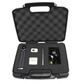Portable Travel Projector Carry Hard Case w/ Dense Foam - Fits RIF6 CUBE , UO Smart Beam Laser , Syh