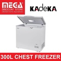 KADEKA KCF300 300L SINGLE DOOR CHEST FREEZER