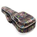 23'' Soprano Ukulele Concert Ukulele Shoulder/Back Gig Bag Case