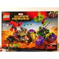 Lego76078 漫威英雄 浩克vs紅浩克