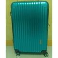 America Tiger 24吋 晶鑽藍行李箱附TSA海關所