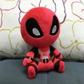 (watinshop) Marvel soft 2016 Deadpool movie FUNKO POP Deadpool Spiderman Plush Doll Toy Figure 20...