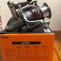 RYOBI 武藏 捲線器 7+1培林捲線器3000型