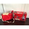 二手英國 Skoot 史酷得 拉風旅行摩托車 摩托車造型 二合一 兒童行李箱 兒童登機箱 玩具收納箱