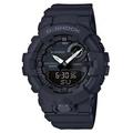 【CASIO】G-SHOCK 完美城市運動休閒藍芽錶-黑(GBA-800-1A)