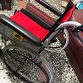 二手輪椅 可折疊式 近全新