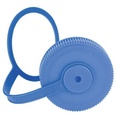 (Nalgene) NALGENE 53MM LOOP TOP REPLACEMENT CAP (BLUE)-