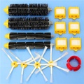 15pcs Vacuum Cleaner Accessories Kit Filters and Brushes for iRobot Roomba 700 Series