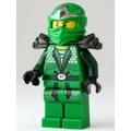 樂高人偶王 LEGO 忍者系列#9450  njo065  Lloyd ZX