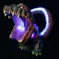 X-plus 真哥吉拉 Godzilla LED 覺醒發光版