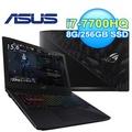 【ASUS 華碩】ROG STRIX Hero GL503VM 15吋電競筆電