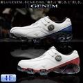 美津濃-美津濃-MENS GENEM 008 Boa jienemu 008毛皮圍巾(男子)高爾夫球鞋 powergolf