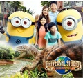 Universal Studio Singapore Ticket USS OPEN DATED admission E-Ticket Physical Tickets 环球影城