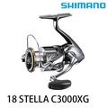 SHIMANO  漁拓釣具 18年 STELLA C3000XG  頂級 紡車 捲線器