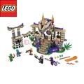 乐高(LEGO) LEGO 乐高 拼插 幻影忍者系列 勇闯狂蟒碉堡 70749