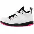 NIKE AIR JORDAN FLIGHT 45 白黑 嬰兒鞋 US 1~1.5 644876-109 J