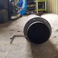 K8 3門 大口徑 排氣管