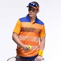《Slazenger》抗紫外線吸濕排汗網球短衫/526013