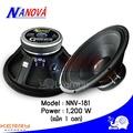 NANOVA ดอกลำโพง 18นิ้ว  รุ่น  NNV-181