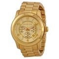 Michael Kors 金 經典熱門腕錶MK8077
