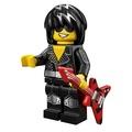 Lego Minifigures 71007 -  搖滾明星 Rock Star