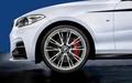 ☆阿勳汽車☆~正原廠BMW M PERFORMANCE 624M 19吋 雙色鍛造鋁圈 特殊抛光處理~F20 F22