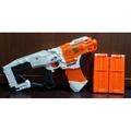 二手 NERF 2169救世系列荒狼之火 兒童射擊玩具