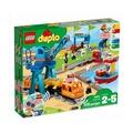 樂高 LEGO - 【LEGO樂高】得寶系列 10875 貨運列車