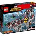 樂高 Lego 76057 蜘蛛人 吊橋