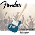 【非凡樂器】Fender Standard Telecaster Maple LPB 墨西哥廠/原廠全附件
