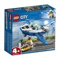 樂高積木LEGO《 LT60206 》2019年City-Police 城市警察系列 - 航警巡邏機
