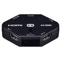 【PX大通】4K HDMI高畫質3進1出切換器 HD2-311